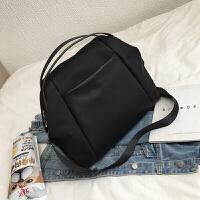 旅行包大容量大号双肩行李包行李背包短途旅行包女手提单肩斜挎大包时尚轻便简约小行李包健身包潮 大