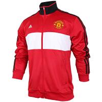 Adidas阿迪达斯 男子 运动夹克 足球俱乐部立领开衫 BQ2232