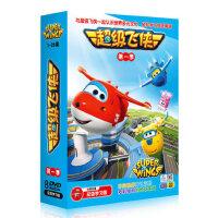正版 超级飞侠高清儿童片动画片全集视频光盘DVD碟片英文版