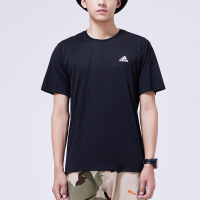 adidas阿迪达斯男子短袖T恤网球运动服AZ4077