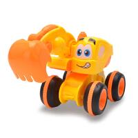 儿童玩具挖掘机工程车 3岁男女孩惯性吊车挖土车推土机系列
