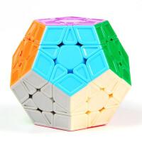 异形魔方套装全套金字塔镜面五魔方斜转SQ1粽子魔方实色顺滑