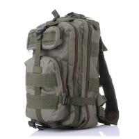 户外迷彩双肩包男 防水多功能钓鱼登山旅行包 特种兵战术作战背包