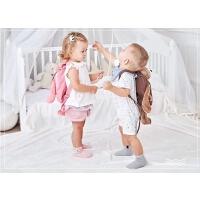 儿童书包幼儿园毛绒玩具1-3周岁柔软婴儿宝宝背包