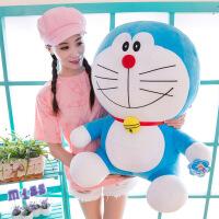 哆啦a梦公仔毛绒儿童玩具玩偶叮当猫生日礼物