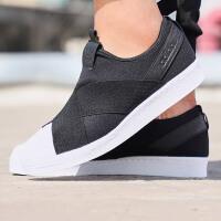 adidas阿迪达斯三叶草新款Superstar女范冰冰运动休闲鞋BZ0112