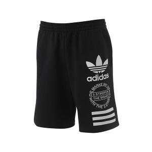adidas阿迪达斯三叶草2018运动服男服运动短裤BQ0927