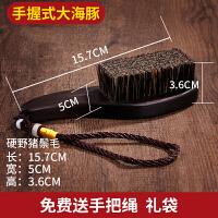 文玩刷子*鬃毛硬毛刷小金刚刷橄榄菩提核桃软毛清理工具的大号