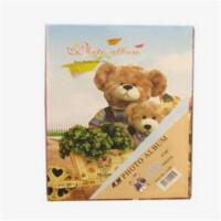 泰迪熊相册 6寸100张相册 1105 图案*发货