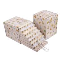 初生儿礼盒宝宝衣服0-3个月套装满月夏季婴儿用品