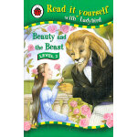 Ladybird:Beauty and the Beast(Read It Yourself-Level 2) 小瓢虫分级读物:《美女与野兽》(阅读级别:2)ISBN 9781846465017