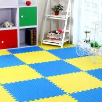 【全场2.9折起】儿童泡沫地垫eva拼图地垫宝宝爬行垫卧室拼接地板垫60*60加厚1.2cm