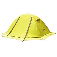 Nevalend/纳瓦兰德 斗破苍穹 双人双层加雪裙铝合金帐篷 NT103023 户外帐篷