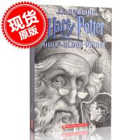 现货 哈利波特与混血王子20周年纪念版6 英文原版 Harry Potter and the Half-Blood P