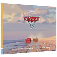 【预订】汽车总动员3电影设定集,The Art of Cars 3 迪斯尼电影图书 英文原版