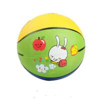 儿童小皮球拍拍球篮球宝宝幼儿园专用1-3岁小孩球类玩具5号橡皮球