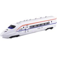 合金车和谐号动车组车头地铁列车高铁车模儿童玩具汽车模型