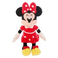 迪士尼毛绒玩具公仔米奇米妮布娃娃玩偶女孩男孩生日六一儿童节礼物61