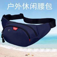 腰包男多功能实用耐磨防水腰包运动用品健身腰包女士大容量女韩版