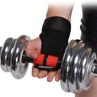 户外运动助力带健身手套健身房男运动引体向上装备体育用品哑铃助理带护具