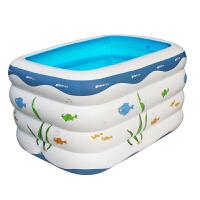 YT-216 四环加厚保温婴儿游泳池宝宝游泳池 充气加大游泳桶 超大游泳池
