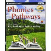 【现货】英文原版 拼音之道:语音和拼写 教师用书 Phonics Pathways :Clear Steps to E