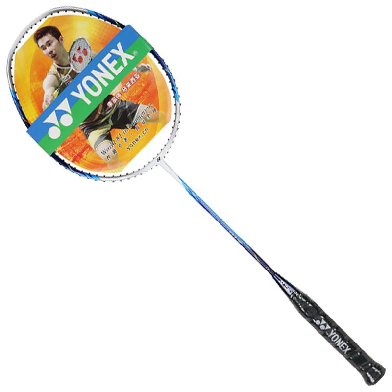 YONEX 尤尼克斯羽毛球拍 碳纤维弓箭D系列 ARC-D17 初学者羽毛球拍 进攻拍 拍套餐可免费加工,
