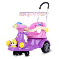 【支持礼品卡】儿童扭扭车带音乐溜溜车1-3岁宝宝滑行车婴幼儿手推带护栏滑滑车 k8e