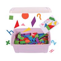 七巧板儿童玩具2-3-4-6-7周岁男孩女宝宝木质拼图