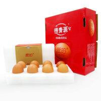 【德青源】爱的鲜鸡蛋 16枚/盒