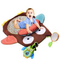爬行垫 spph森林父母宝宝互动地垫 婴幼儿童猫头鹰游戏垫