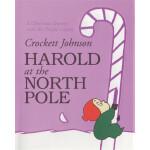 阿罗在北极(平装)【英文原版】Harold at the North Pole
