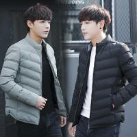 棉衣男冬季新款韩版修身帅气潮冬天短款男士棉服小棉袄冬装外套