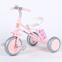 儿童三轮车1-3岁男女宝宝玩具车幼儿脚踏车自行车