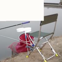 不锈钢钓椅钓鱼椅子多功能便携折叠台钓椅钓鱼椅凳垂钓椅渔具用品