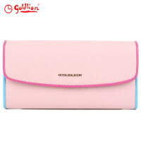 金利来goldlion女士票夹礼盒GA01605029-224粉红色