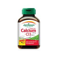 【网易考拉】【骨骼强健】加拿大Jamieson 五重钙 钙+维生素D3复合片 120片