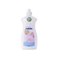 【网易考拉】欧瑞家 Millette宝宝婴幼儿奶瓶餐具专用清洁剂果蔬洗涤剂成份天然低泡浓缩型适用2个月-5岁 500m