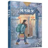 风雪除夕 大作家 小时候系列 跨界讲述一代人的成长故事和时代影像 儿童文学 小学一二三年级课外阅读