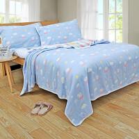 毛巾被纯棉纱布单人双人婴儿童毯夏凉被午睡空调毛巾毯子夏季盖毯