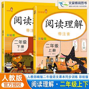 阅读理解训练二年级上下语文部编人教版