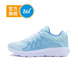 361度 女童跑鞋 2018年夏季新款N818201