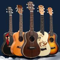 23寸乌克丽丽26小吉他木质乐器学生初学者