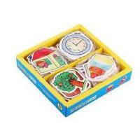 至简配对拼图 婴幼儿拼图0-3益智配对拼图 1-3岁宝宝拼图儿童1-2岁早教玩具启蒙 锻炼宝宝动手能力 益智书籍
