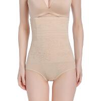 收腹内裤高腰减肚子塑身裤产后女提臀收胃束身收腰束缚裤薄款