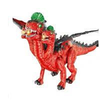 儿童恐龙玩具模型电动灯光行走带仿真叫声大号侏罗纪仿真恐龙3-6岁玩具宝宝男孩礼物
