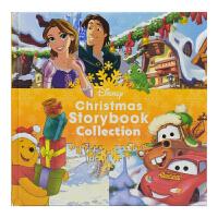 Disney Christmas Storybook 迪士尼经典圣诞英语故事合集 长发公主 小鹿斑比 小熊维尼 儿童英