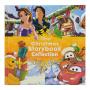 Disney Christmas Storybook 迪士尼经典圣诞英语故事合集 长发公主 小鹿斑比 小熊维尼 儿童英文原版进口图书
