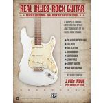 【预订】Real Blues-Rock Guitar [With 2 DVDs]