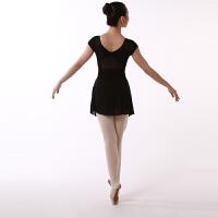棉舞蹈服练功服芭蕾舞裙女基训形体服连体服表演服